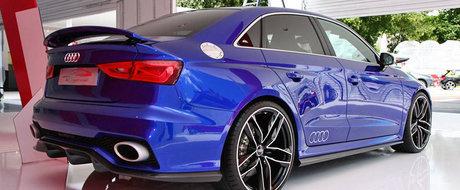 Worthersee 2014: imagini reale cu Audi A3 Clubsport Quattro de 525 CP
