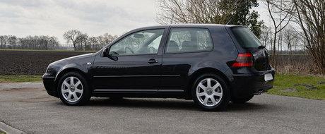 Zece mii de euro iti vor aduce un Golf V6 4Motion extrem de bine intretinut