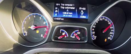 0 - 200 km/h la bordul noului Ford Focus RS, partea a doua