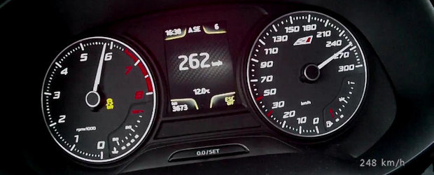 0 - 262 kilometri pe ora la bordul noului SEAT Leon Cupra 280