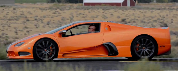 0 - 320 km/h: Demonstratie marca Shelby SuperCars