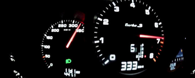 0 - 333 kilometri pe ora la bordul noului Porsche 911 Turbo S