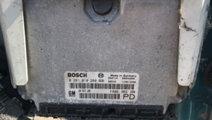 0281010268 24417169 calculator motor ECU Opel zafi...