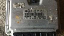 038906019AJ calculator motor vw Passat B5 1.9 ATJ