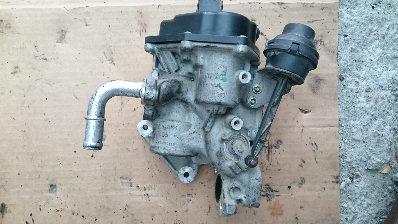 03L131512CC EGR VW Transporter 5 Multivan 5 2.0TDI COD 03L-131-512-CC