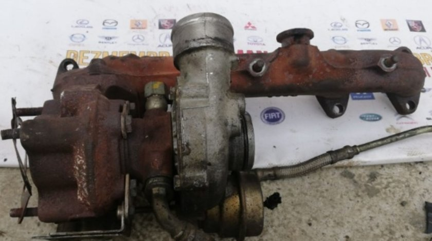 074145701c turbo turbina turbosuflanta vw lt35 lt46 2.5tdi 102CP