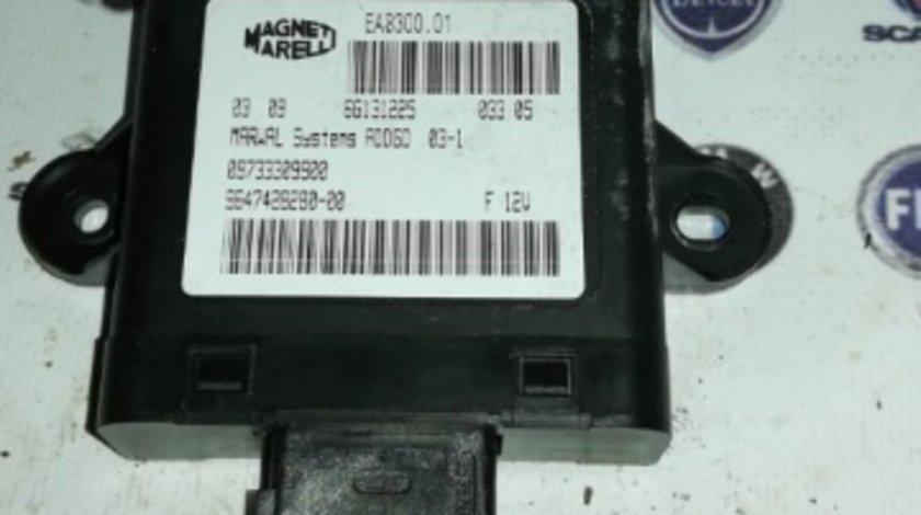 09733309900 modul releu combustibil peugeot 407 2.0hdi 136hp RHR