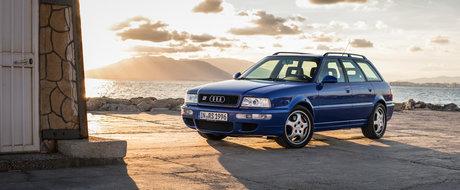 10 Audi-uri care au facut istorie si pe care merita sa le conduci