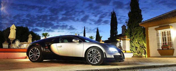 10 detalii interesante pe care nu le stiai despre Bugatti Veyron Super Sport