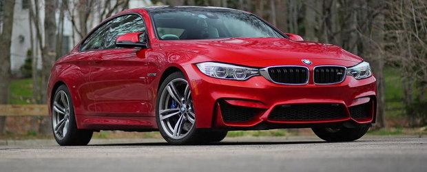 10 lucruri despre noile BMW M3 si M4 pe care nimeni nu ti le va spune