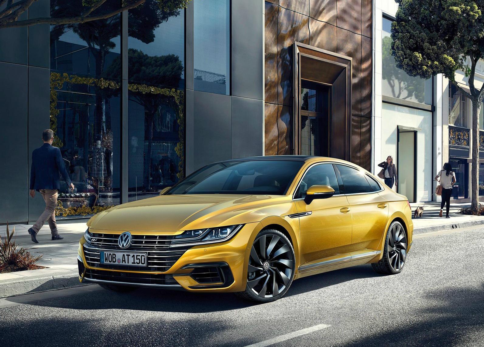 10 lucruri despre Volkswagen Arteon care te vor face sa iti doresti un exemplar in parcare - 10 lucruri despre Volkswagen Arteon care te vor face sa iti doresti un exemplar in parcare