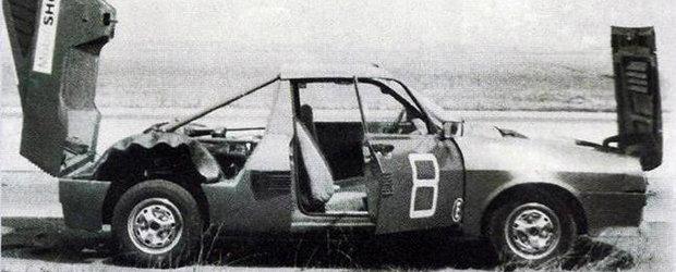 10 masini care nu trebuie sa lipseasca din Muzeul Dacia de la Mioveni