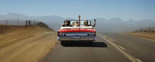 10 masini ideale pentru un 'road-trip' cu prietenii