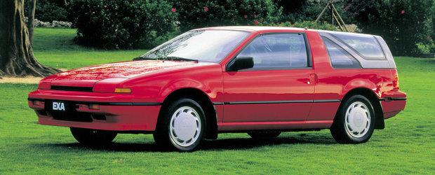 10 masini senzationale ale anilor 80, pierdute si uitate
