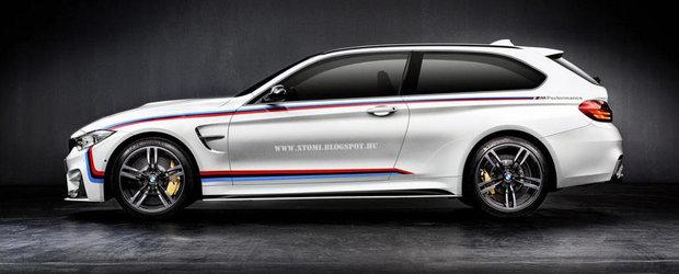 10 masini sport si de lux transformate in shooting brake-uri