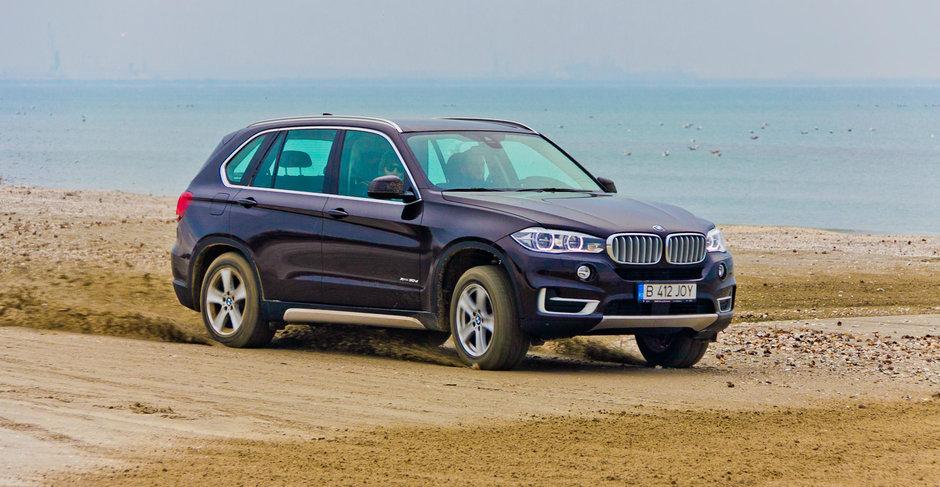10 motive pentru care ai nevoie de un SUV pe strazile din Romania
