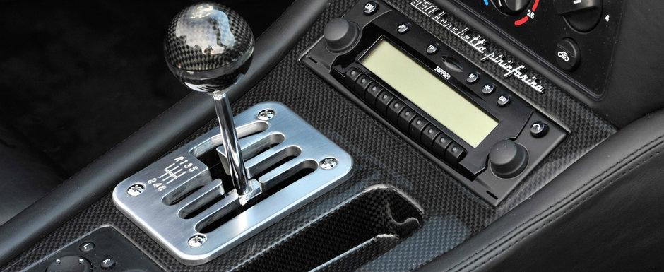 10 motive pentru care prefer cutia de viteze manuala