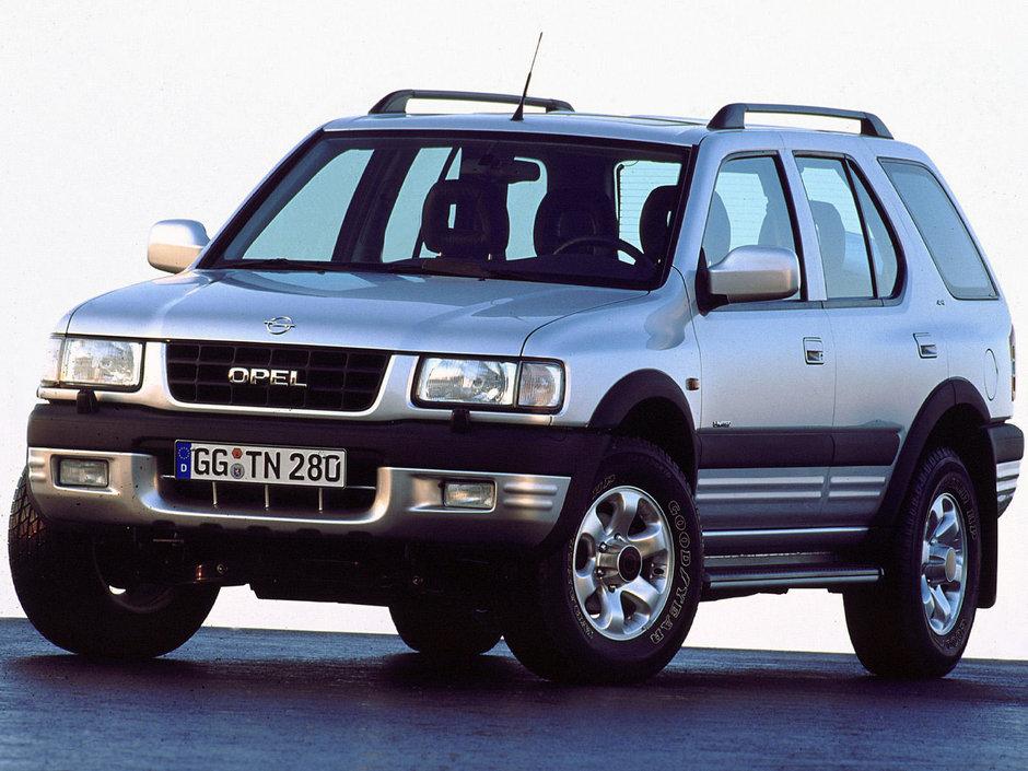 10 SUV-uri