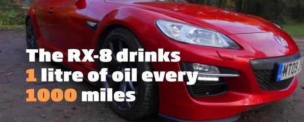 11 motive pentru care Mazda RX-8 este extrem de amuzanta!