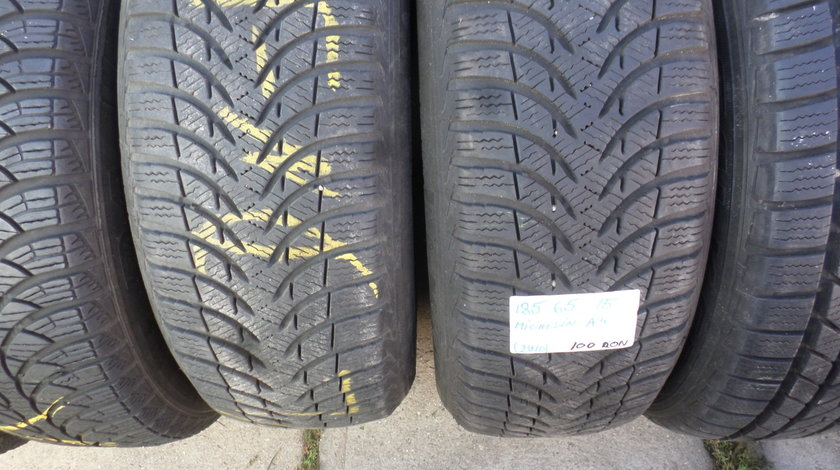 185 65 15 Iarna Michelin alpin A4