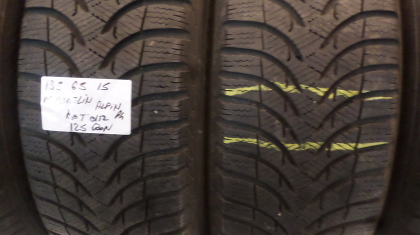 195 65 15 Iarna Michelin