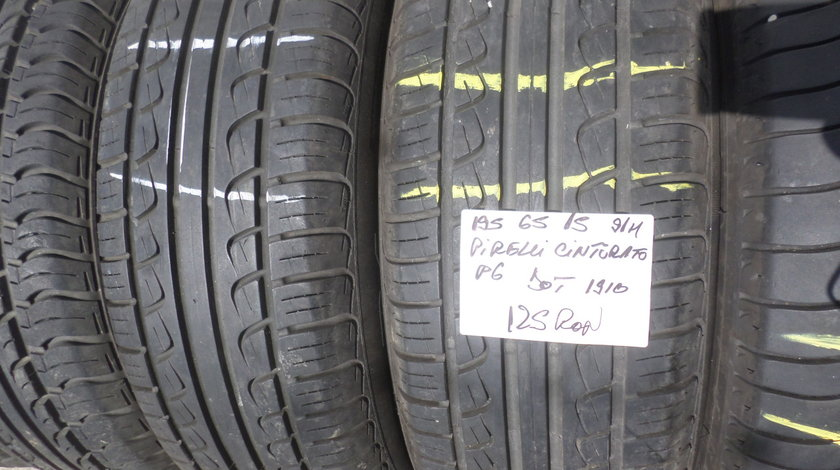 195 65 15 Vara Pirelli Cinturato