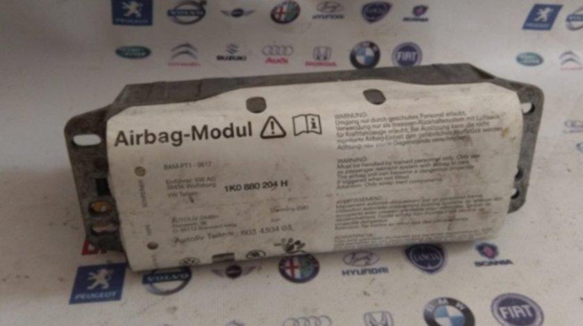 1k0880204h airbag pasager vw golf 5 motor 2.0 tdi bkd dezmembrez audi a3 8p touran jetta