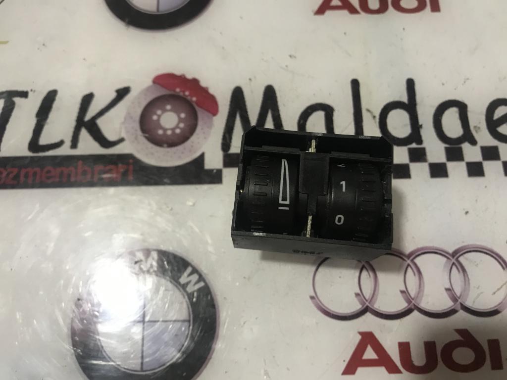 1T0941333B buton reglaj faruri Volkswagen touran
