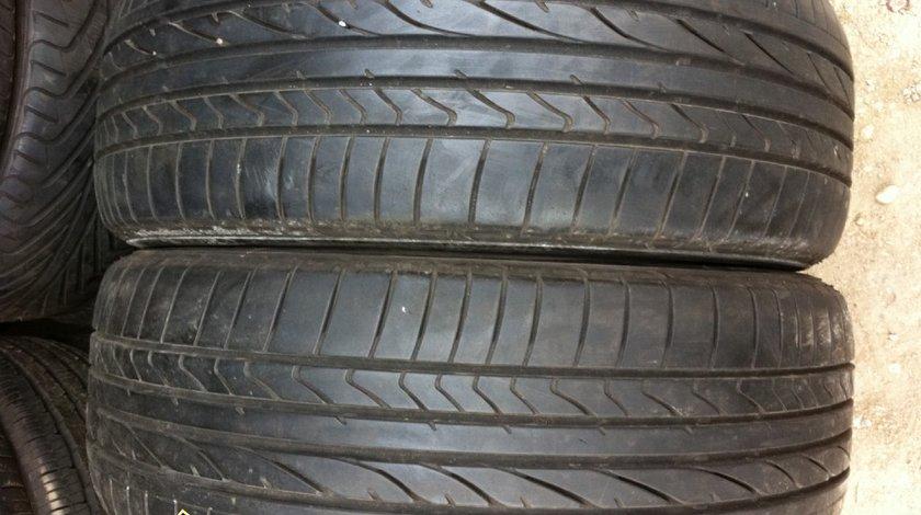 2 anvelope 235/55/19 Bridgestone de vara ca noi