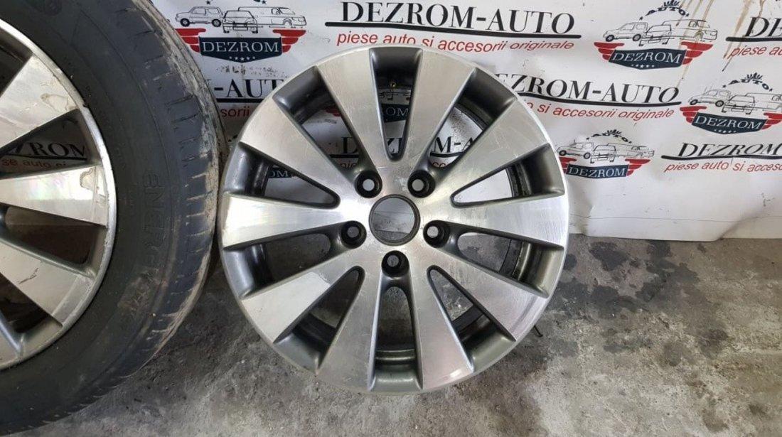 2 jante aliaj originale 16'' VW Passat B6 Variant 5x112 7Jx16 et45 cod piesa : 3C0601025C