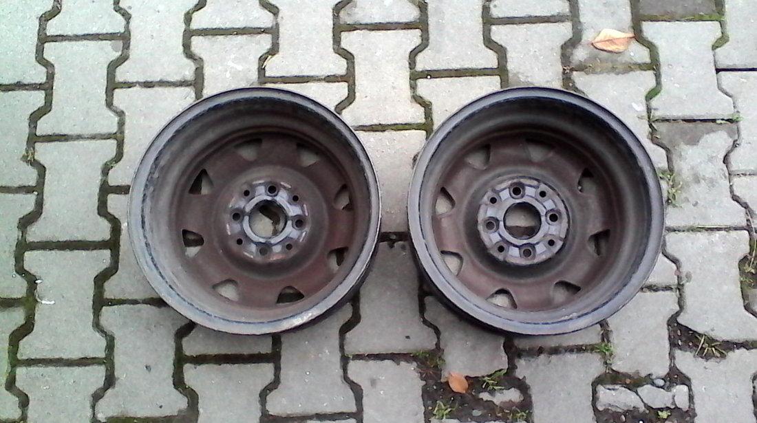 "2 Jante otel Audi 80, 14"", B3/B4"