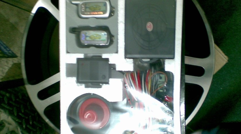 2 Way Alarm Tielaoda cu display LCD