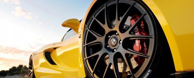 20 de Supercaruri si anvelopele performante cu care au venit din fabrica