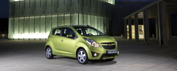 2010 a fost un an record in Europa pentru Chevrolet