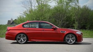 2013 BMW M5 F10, in detaliu!