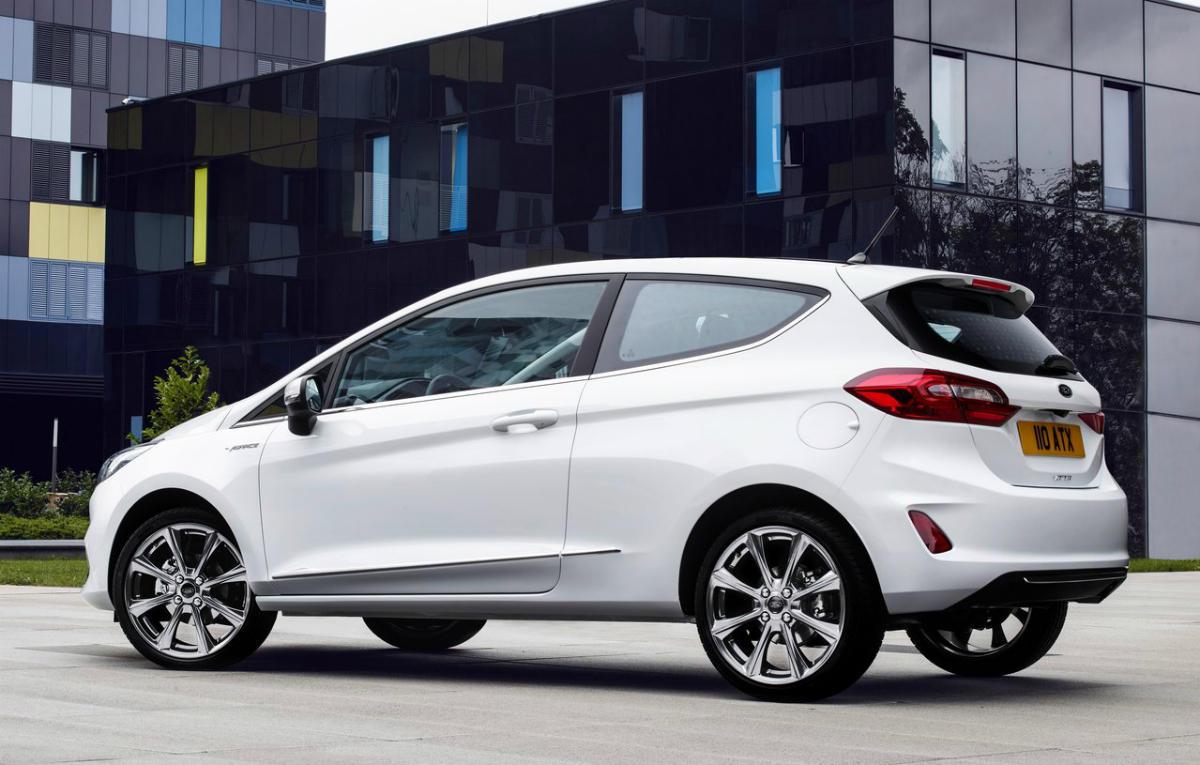 2017 Ford Fiesta - 2017 Ford Fiesta