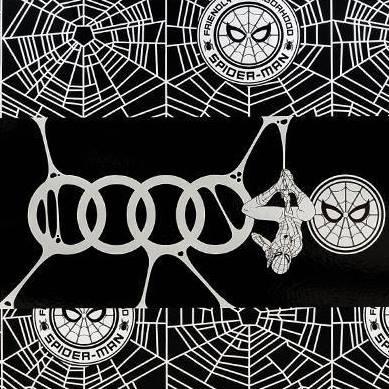 2018 Audi A8- premiera Spider-Man - 2018 Audi A8- premiera Spider-Man