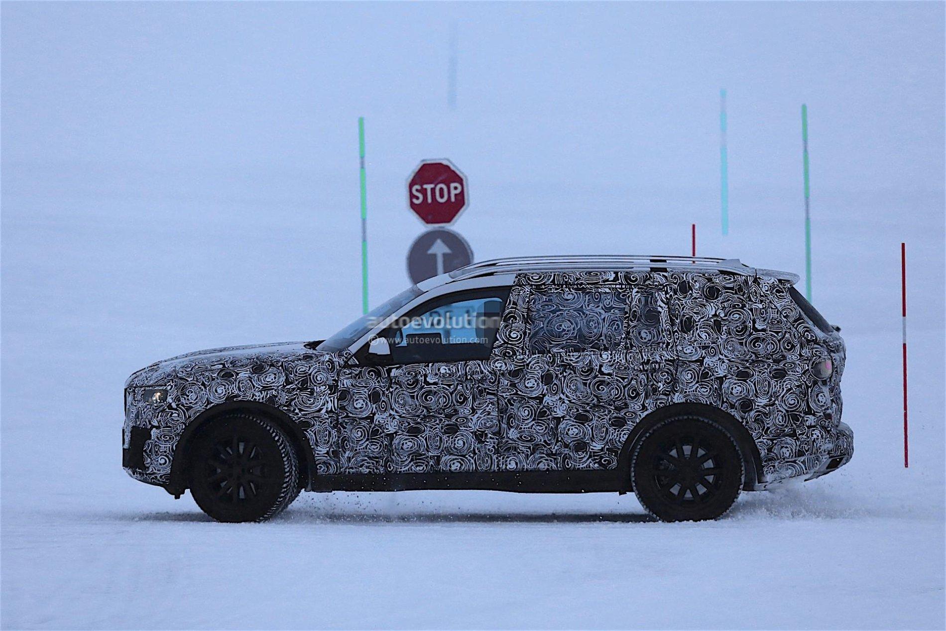 2018 BMW X7 - 2018 BMW X7