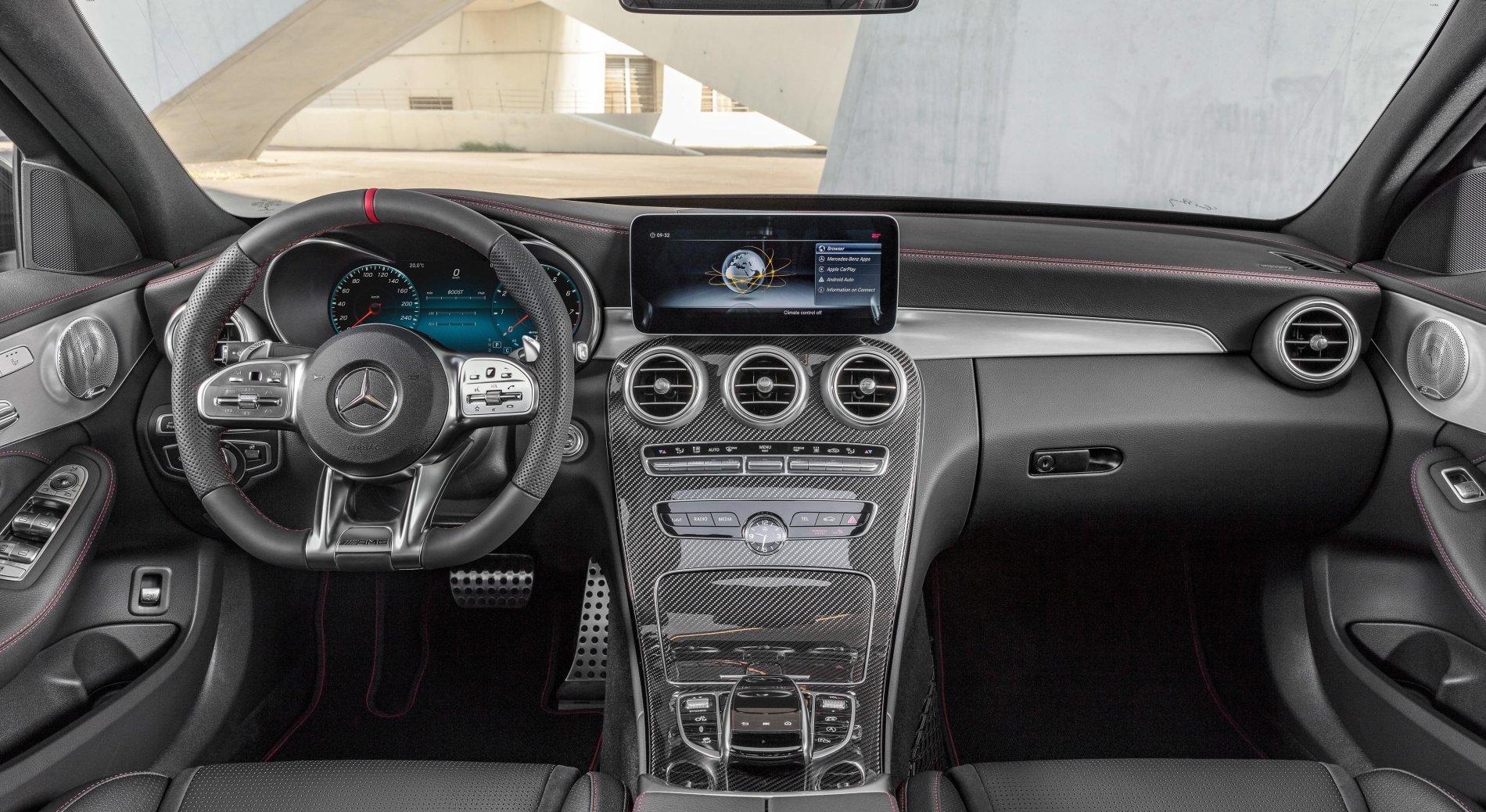 2018 Mercedes-AMG C43 AMG - 2018 Mercedes-AMG C43 AMG