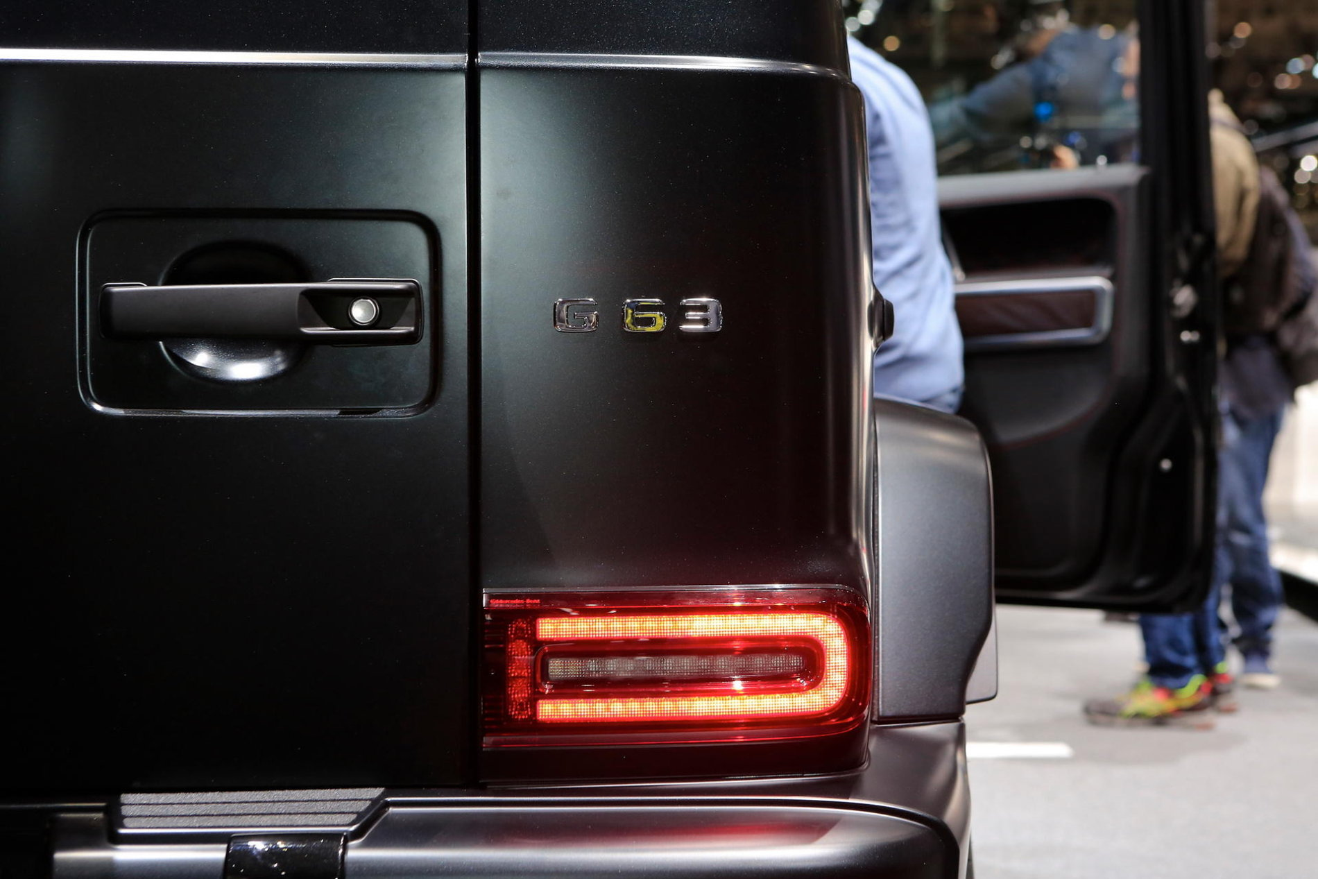 2018 Mercedes-AMG G63 - 2018 Mercedes-AMG G63