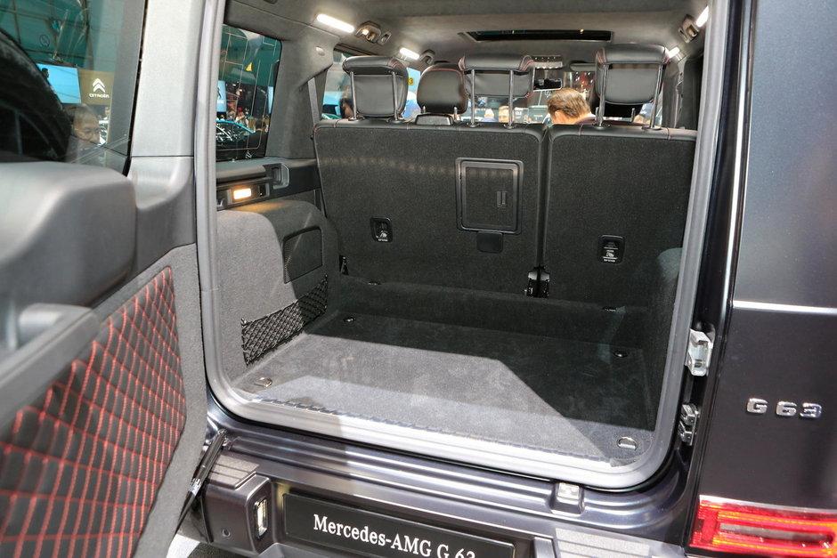 2018 Mercedes-AMG G63