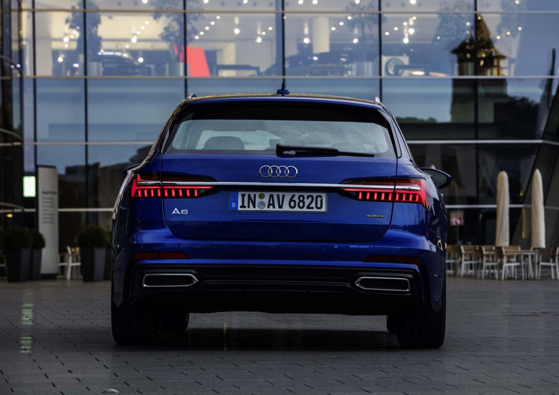 2019 Audi A6 Avant - 2019 Audi A6 Avant