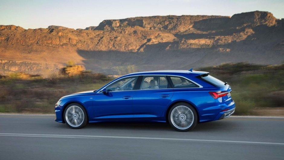 2019 Audi A6 Avant