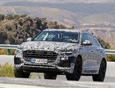 2019 Audi Q8- poze spion