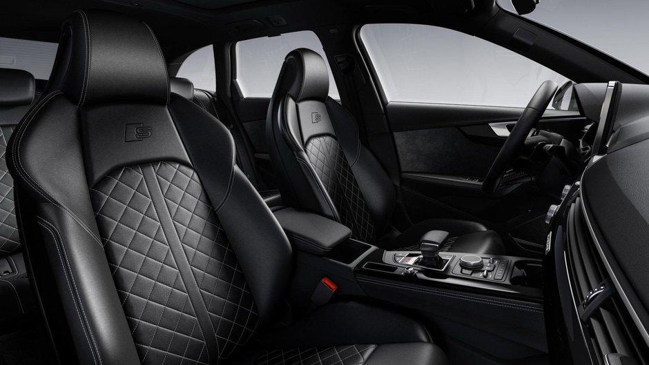 2019 Audi S4 si S4 Avant