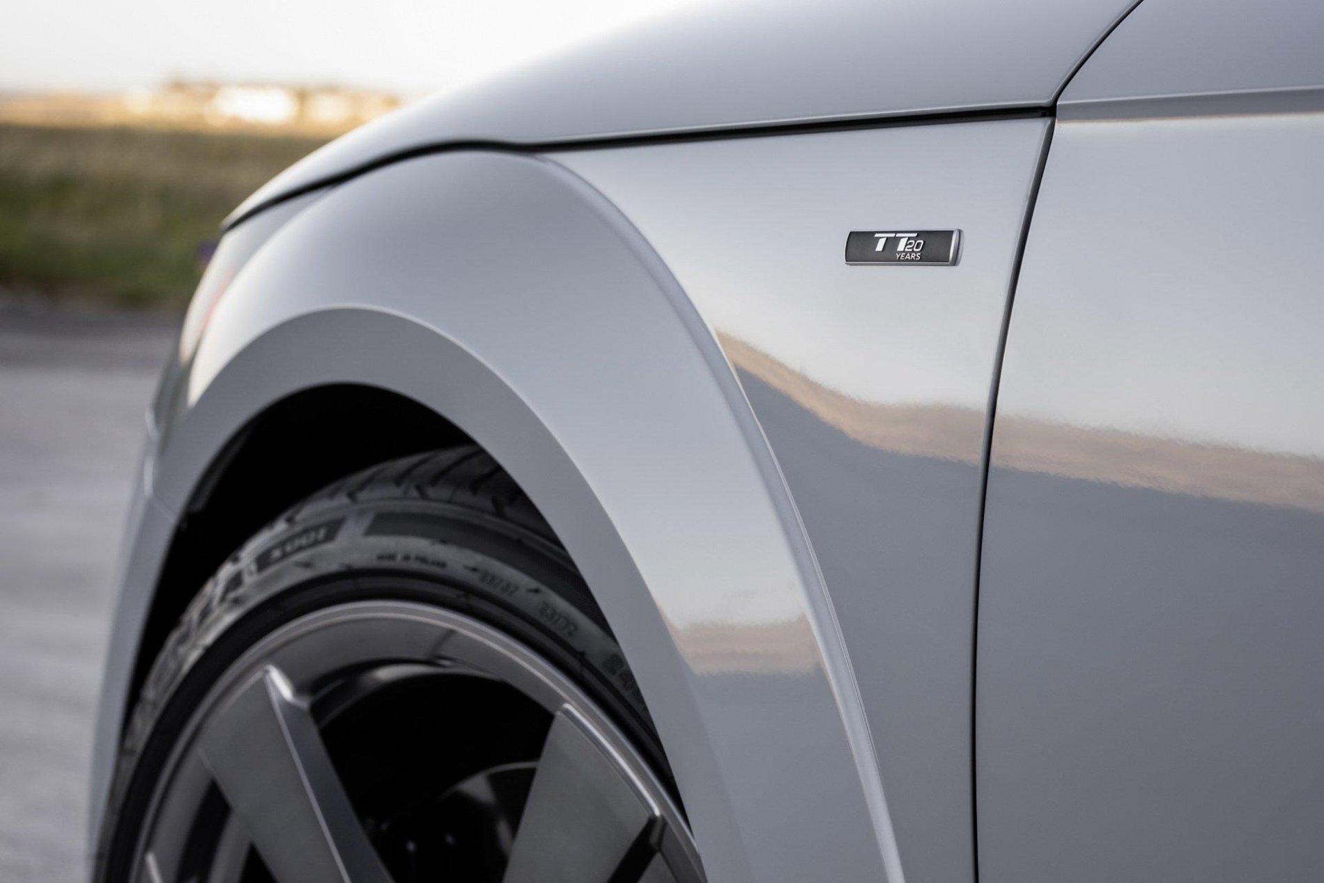 2019 Audi TT facelift - 2019 Audi TT facelift