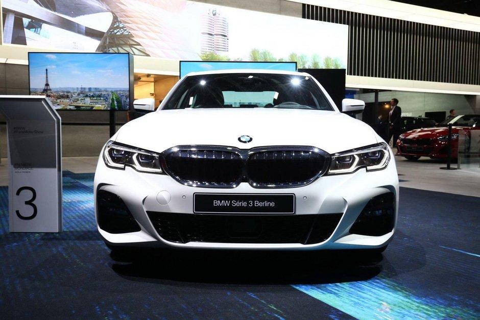 2019 BMW Seria 3