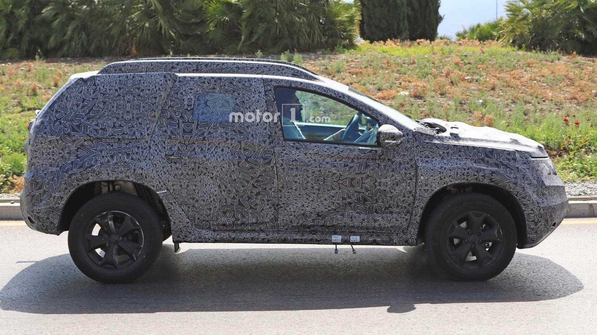 2019 Dacia Duster- poze spion - 2019 Dacia Duster- poze spion