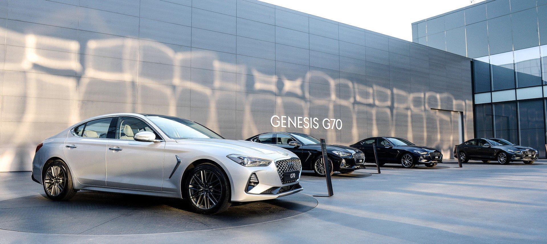 2019 Genesis G70 - 2019 Genesis G70