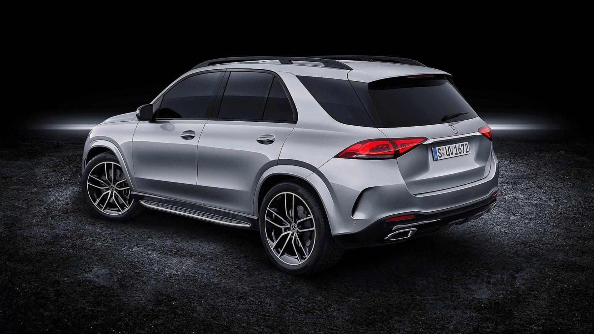2019 Mercedes-Benz GLE - 2019 Mercedes-Benz GLE
